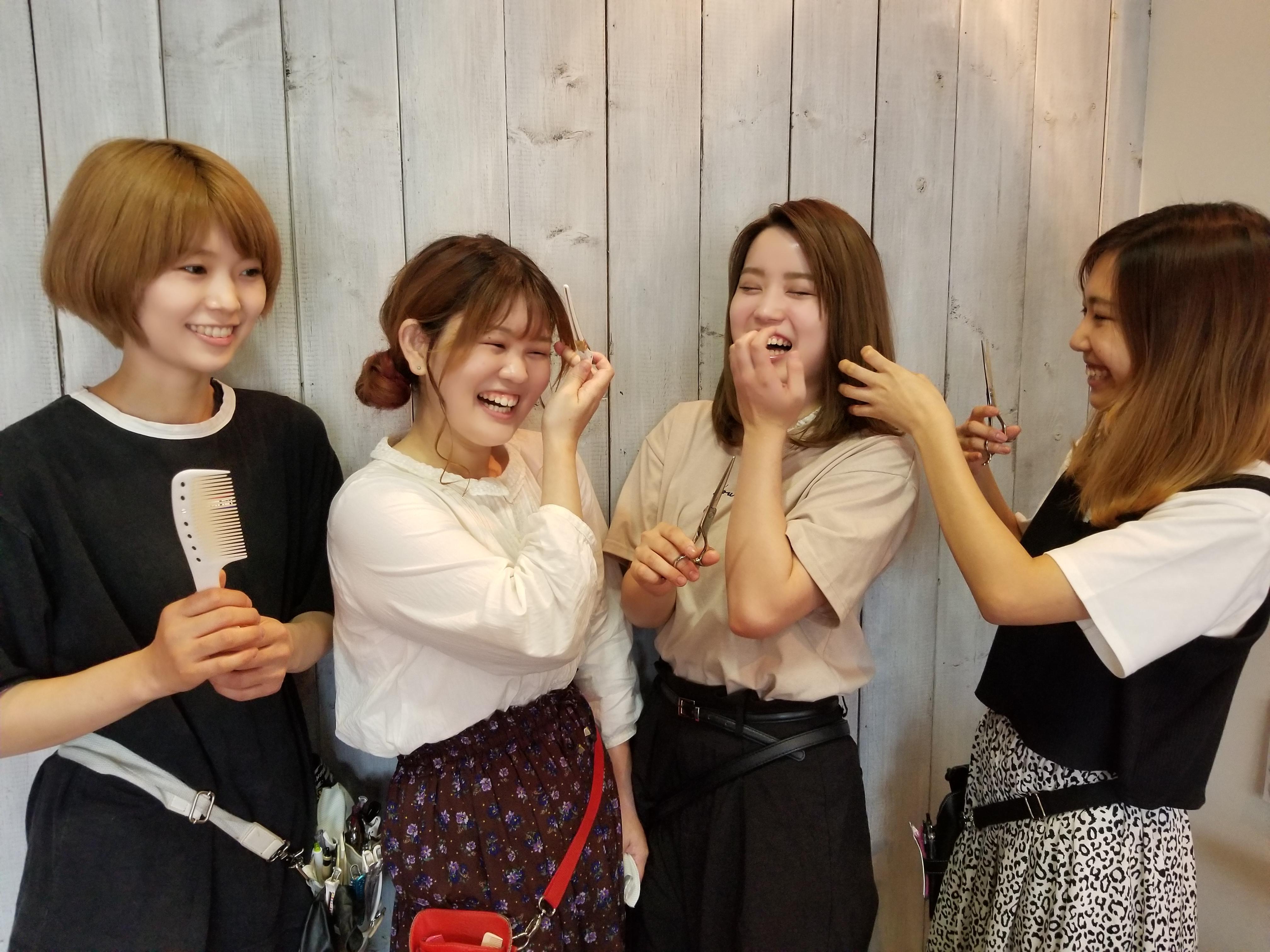 【Parge Suite】アシスタント(高卒)募集!